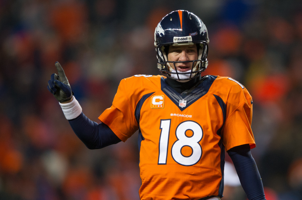 Peyton Manning is represented by IMG, which is being acquired by William Morris Endeavor Entertainment and its private equity partner Silver Lake.