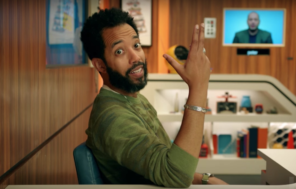Wyatt Cenac combines subtle humor and in-depth reporting in his new show
