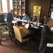 McKenna LAUSD Board Meeting Retreat
