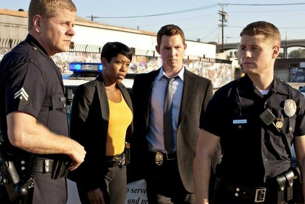 "TNT's exceptional police action/drama ""SouthLAnd"" returns tonight at 10pm"