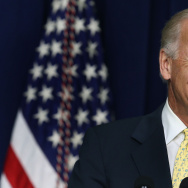 Biden Speaks At White House Community Leaders Briefing On Seniors Issues