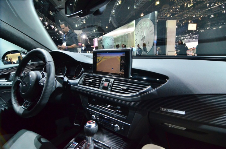 LA Auto Show - Dashboards 2