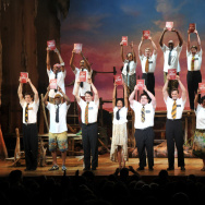 """The Book Of Mormon"" Broadway Opening Night - Arrivals & Curtain Call"
