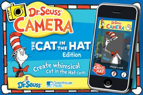 Cat in the Hat app.