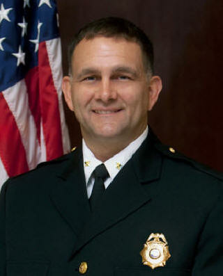 Tampa Bay Police Assistant Chief John Bennett.