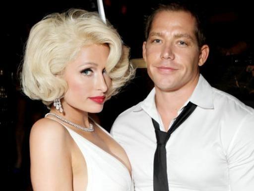 Paris Hilton and ex-boyfriend Cy Waits