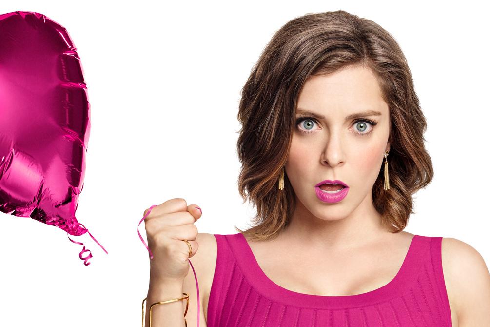 Rachel Bloom stars as Rebecca Bunch in CW's