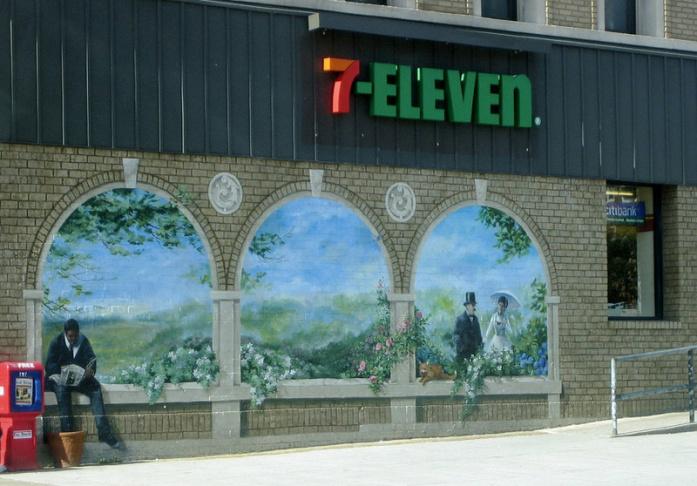 Photo: 7-Eleven in 2008
