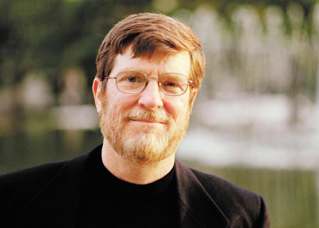 Neal Conan, host of NPR's Talk of a Nation program.