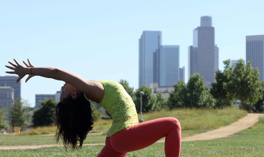 City To Fitness Instructors Who Use La Parks Get A Permit 89 3 Kpcc