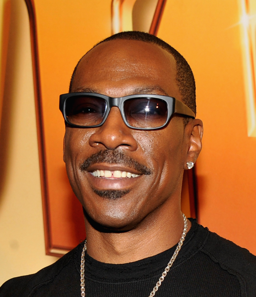 Actor Eddie Murphy attends the world premiere of