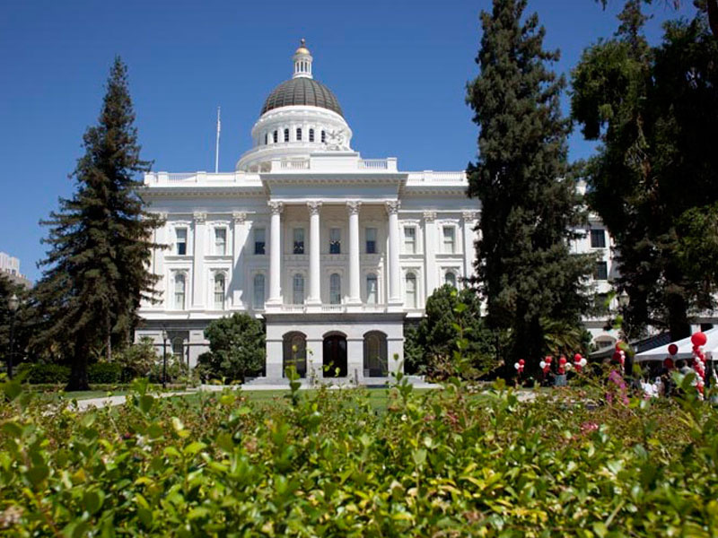Politifact California set out to examine whether the state's Capitol really is