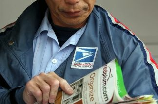 U.S. Postmaster General John Potter has suggested the termination of Saturday mail delivery and a rate hike, which was turned down. The Postal Service has been losing money since 2007 and is facing a $7 billion shortfall this year.