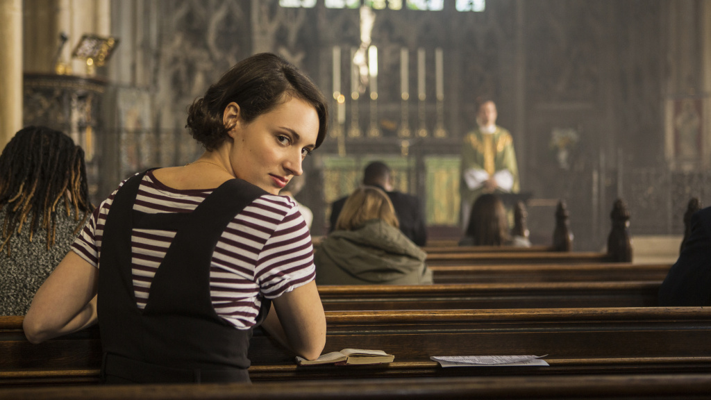 In the second season of <em>Fleabag</em>, the title character tries to give up sex — and then meets a priest she desires.