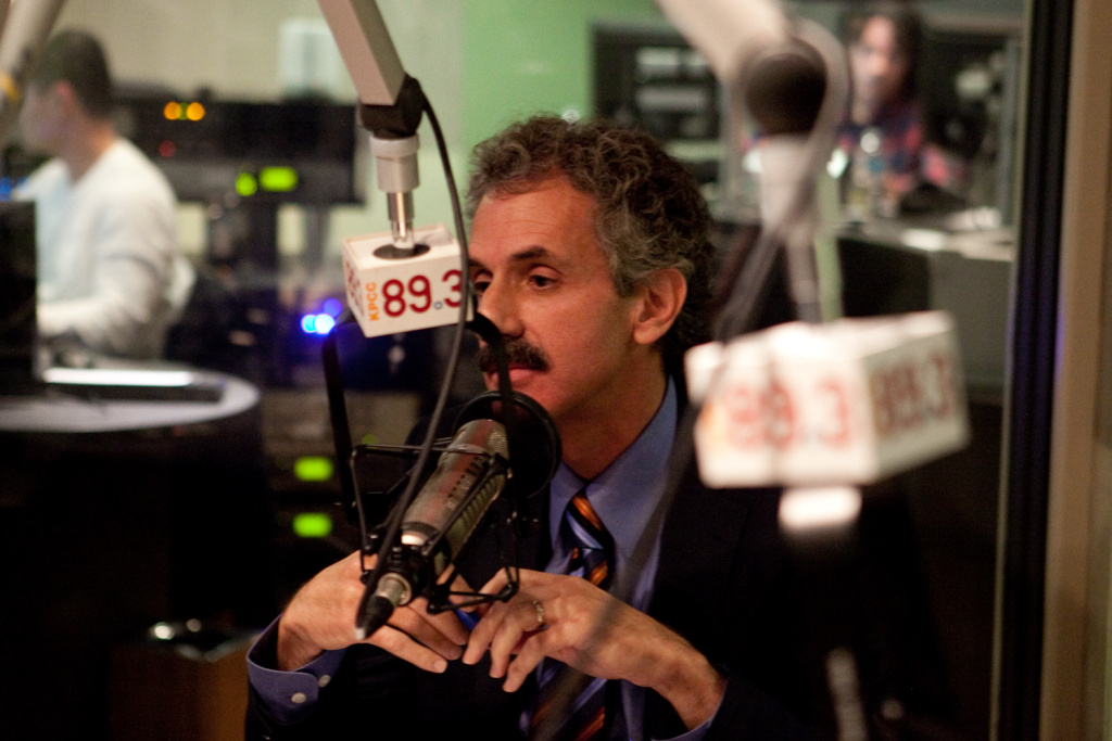L.A. City Attorney candidate Mike Feuer.