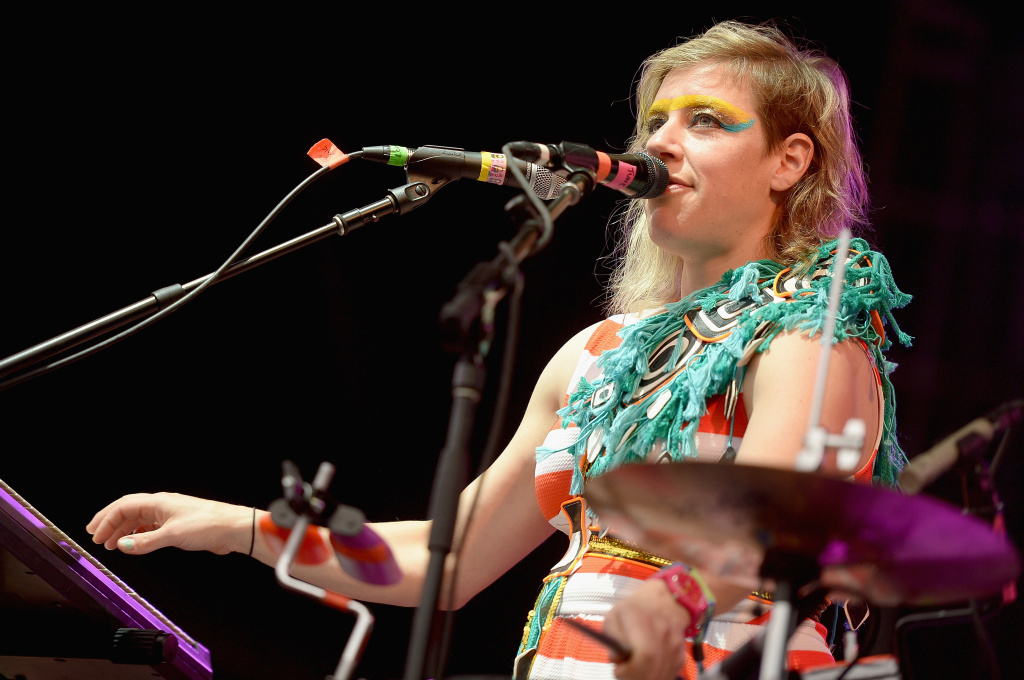 Merrill Garbus of Tune-Yards confronts the issue of cultural appropriation on the band's new album.