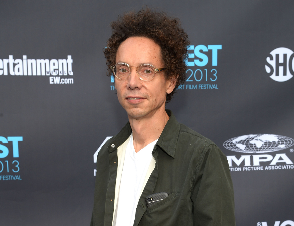Journalist Malcolm Gladwell attends Tropfest New York 2013, the world's largest short film festival, at Prospect Park on June 22 in Brooklyn.