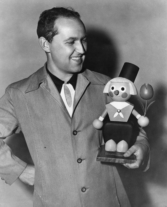 George Pal, circa November 27, 1946.