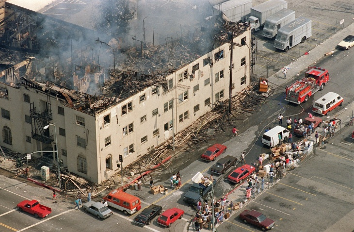 Views On 92 What S The Legacy Of L A S 1992 Riots