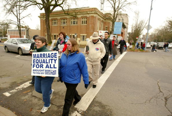 June 4 the Supreme Court is refusing to halt the ceremonies while an anti-gay marriage group tries to appeal.