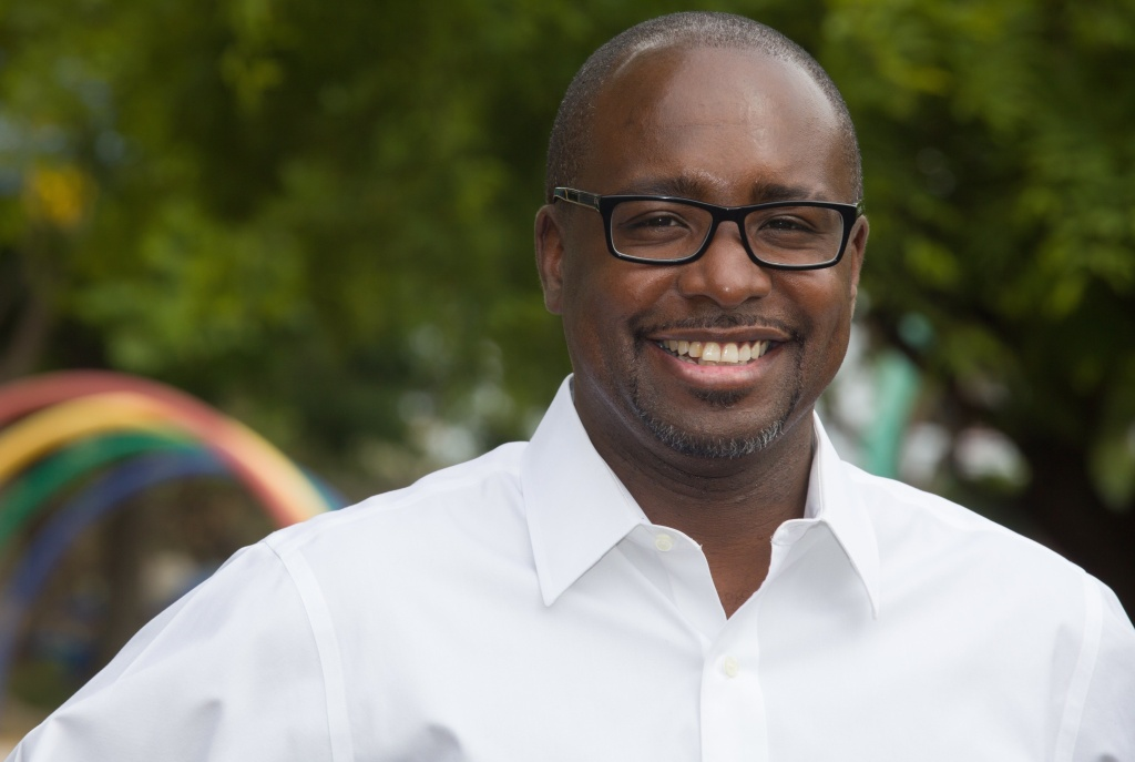 Marqueece Harris-Dawson is councilman for Los Angeles' 8th District.