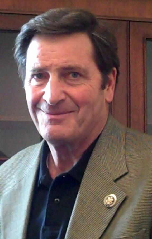 Freshman Congressman John Garamendi