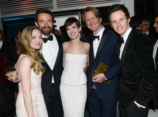 NBCUniversal Golden Globes Viewing And After Party - Inside
