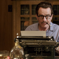 "Bryan Cranston plays blacklisted Hollywood screenwriter Dalton Trumbo in ""Trumbo."""