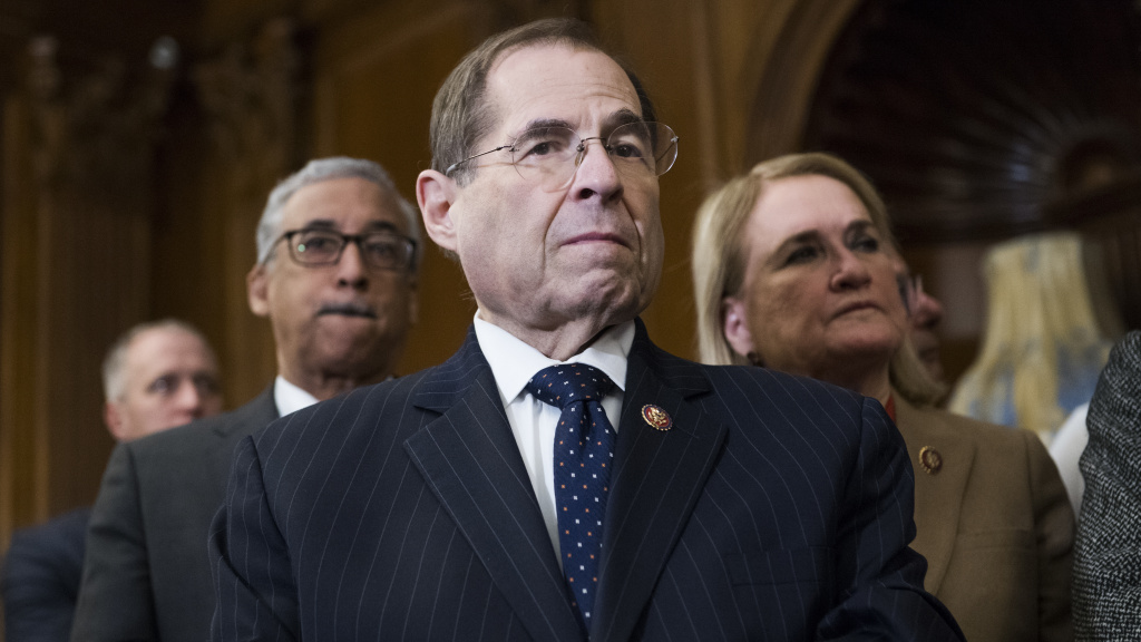 House Judiciary Committee Chairman Jerry Nadler, D-N.Y., is one of four high-ranking Democrats to sign a letter to the FBI requesting an investigation into the actions of Li
