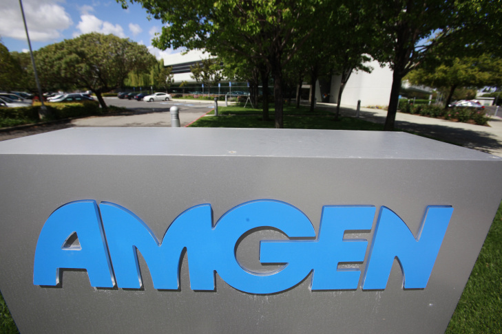 Earns Amgen