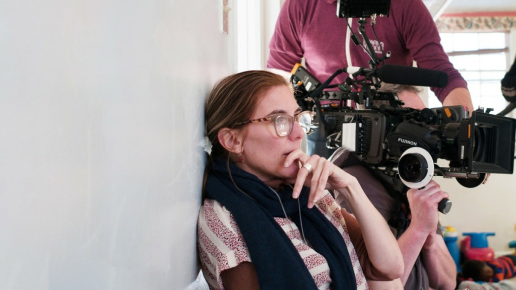 Amy Berg, director of the HBO docu-series,