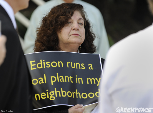 Chicago community activist Martha Castillon.