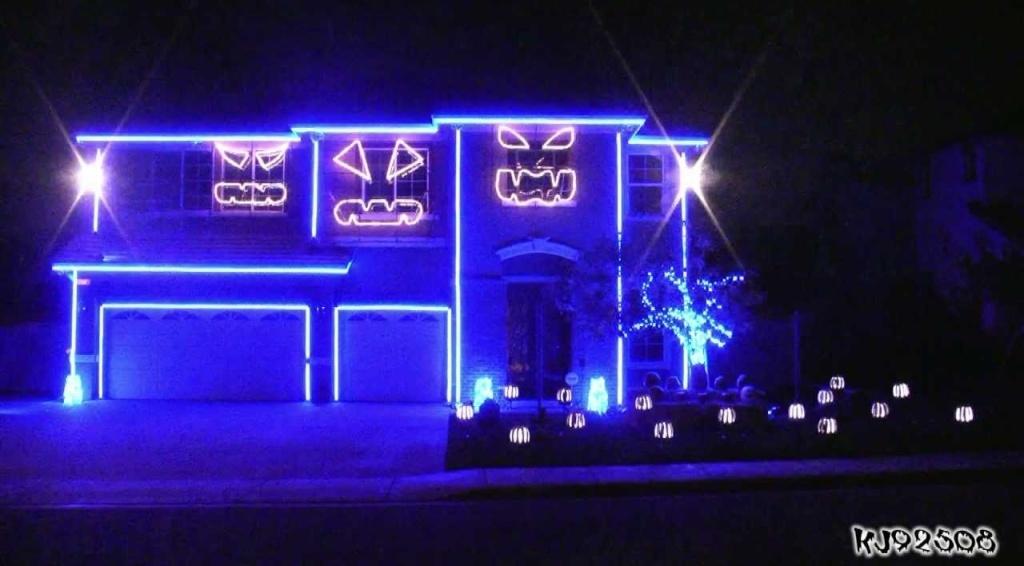 Riverside Halloween House
