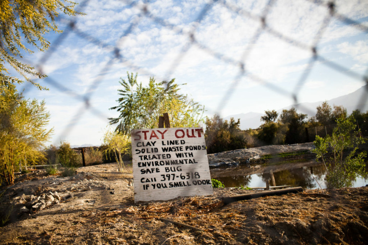 There are over four thousand illegal dumps on tribal lands across America.