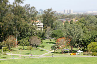 Aldrich Park, University of California, Irvine