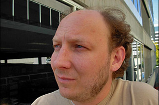 Former Daily Show correspondent Dan Bakkedahl looks into America's future.
