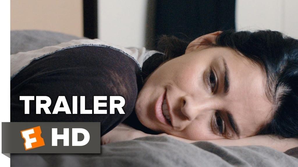 The official trailer for 'I Smile Back.'