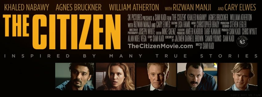 The Citizen was inspired by true events and informed by director Sam Kadi's own feelings as a Syrian immigrant.