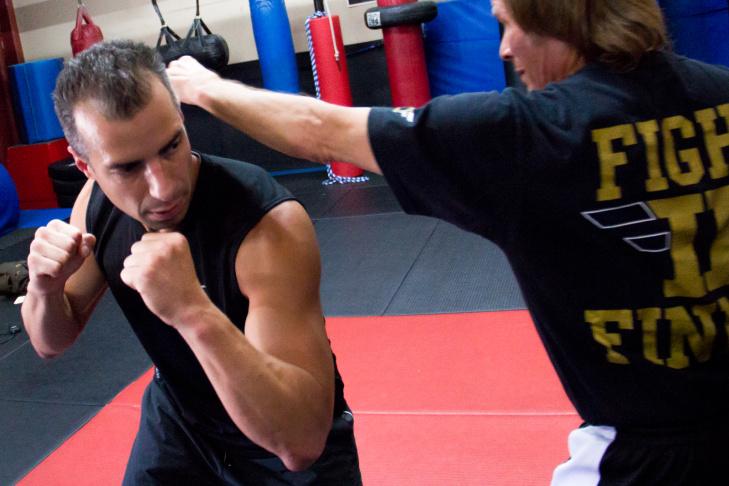 Actor and martial arts expert Benny