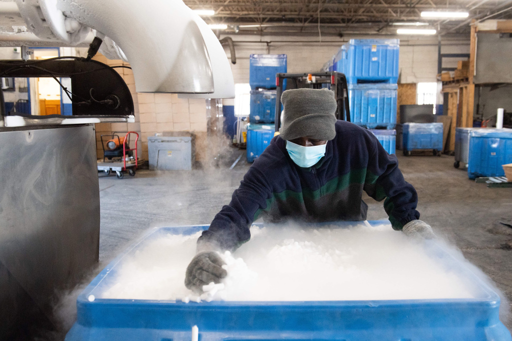 What Is A Cold Chain? And Why Do So Many Vaccines Need It? - 89.3 KPCC