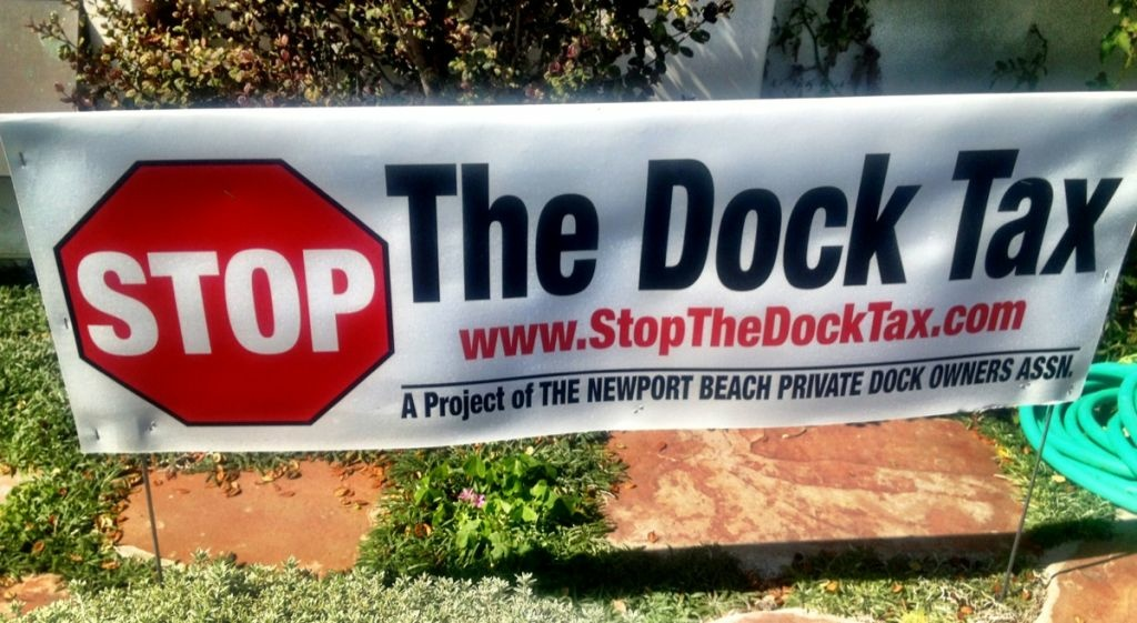 The City of Newport Beach is considering increasing dock fees in Newport Harbor.