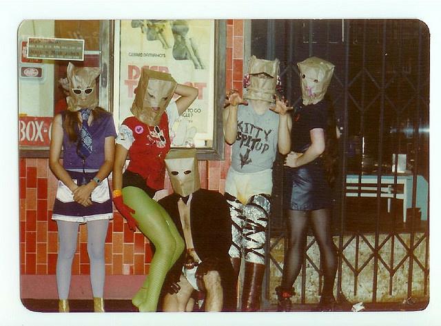 The Bags on Hollywood Boulevard: Janet Koontz, Alice