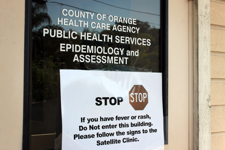 A team of public health nurses and epidemiologists is working hard to investigate and contain a measles outbreak that has sickened 22 Orange County residents so far this year.