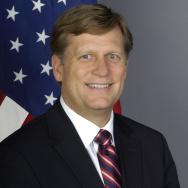 Michael A. McFaul.