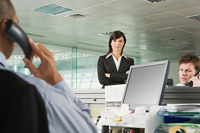 Do you have a preference on the gender of your boss?