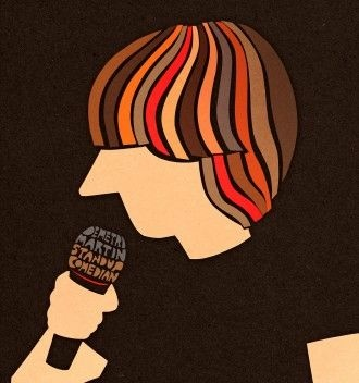 Comedian and writer, Demetri Martin, today releases DVD and CD versions of his new special,