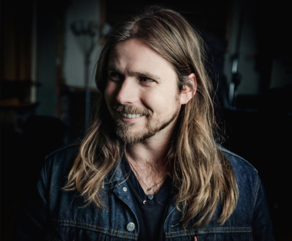 Singer/songwriter Lukas Nelson is one of Willie Nelson's sons.