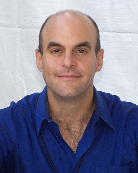 Peter Sagal at the 2008 Texas Book Festival, Austin, Texas, US .
