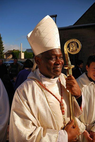 Cardinal Peter Turkson of Ghana.
