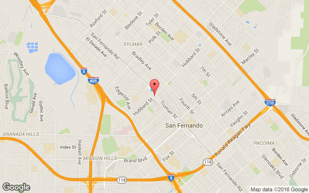 An officer-involved shooting took place in San Fernando on Monday, Jan. 11, 2016.